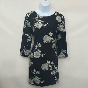 Forever 21 Floral MIDI Dress Size M L-56